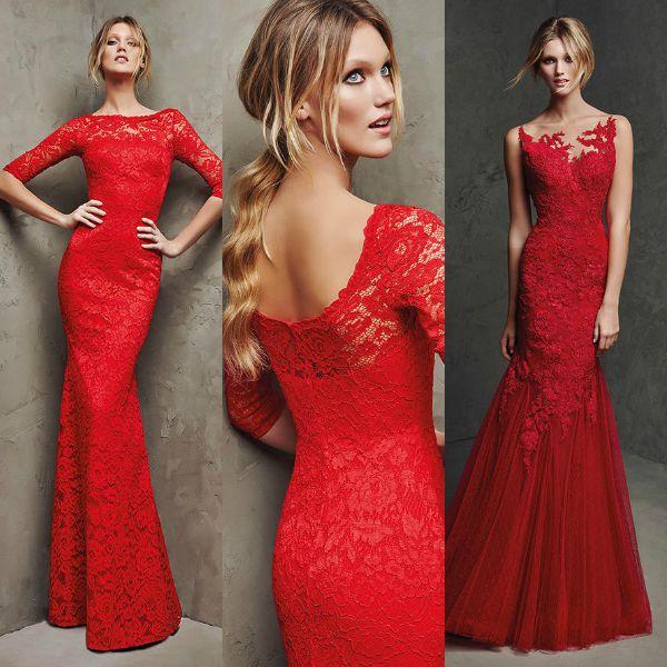 Un color potente como el rojo para chicas que desean ser inolvidables