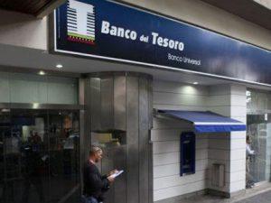 plan administración electrica banco tesoro