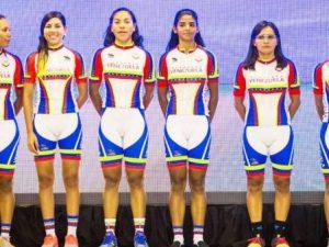selección femenina de ciclismo