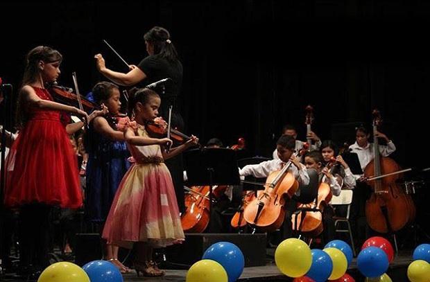 Orquesta Infantil_Domingo 22_Teatro Baralt