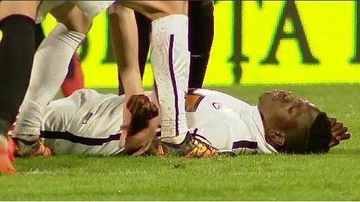 futbolistas que murieron en la cancha