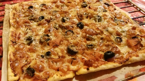 Pizza Gluten