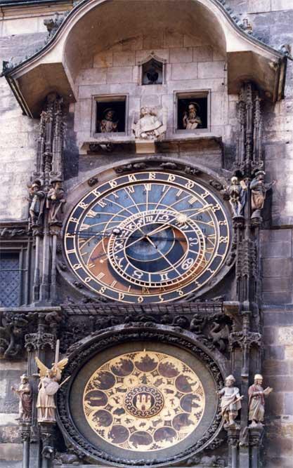 Resultado de imagen de En la segunda mitad del siglo XIII aparecen los primeros relojes mecánicos