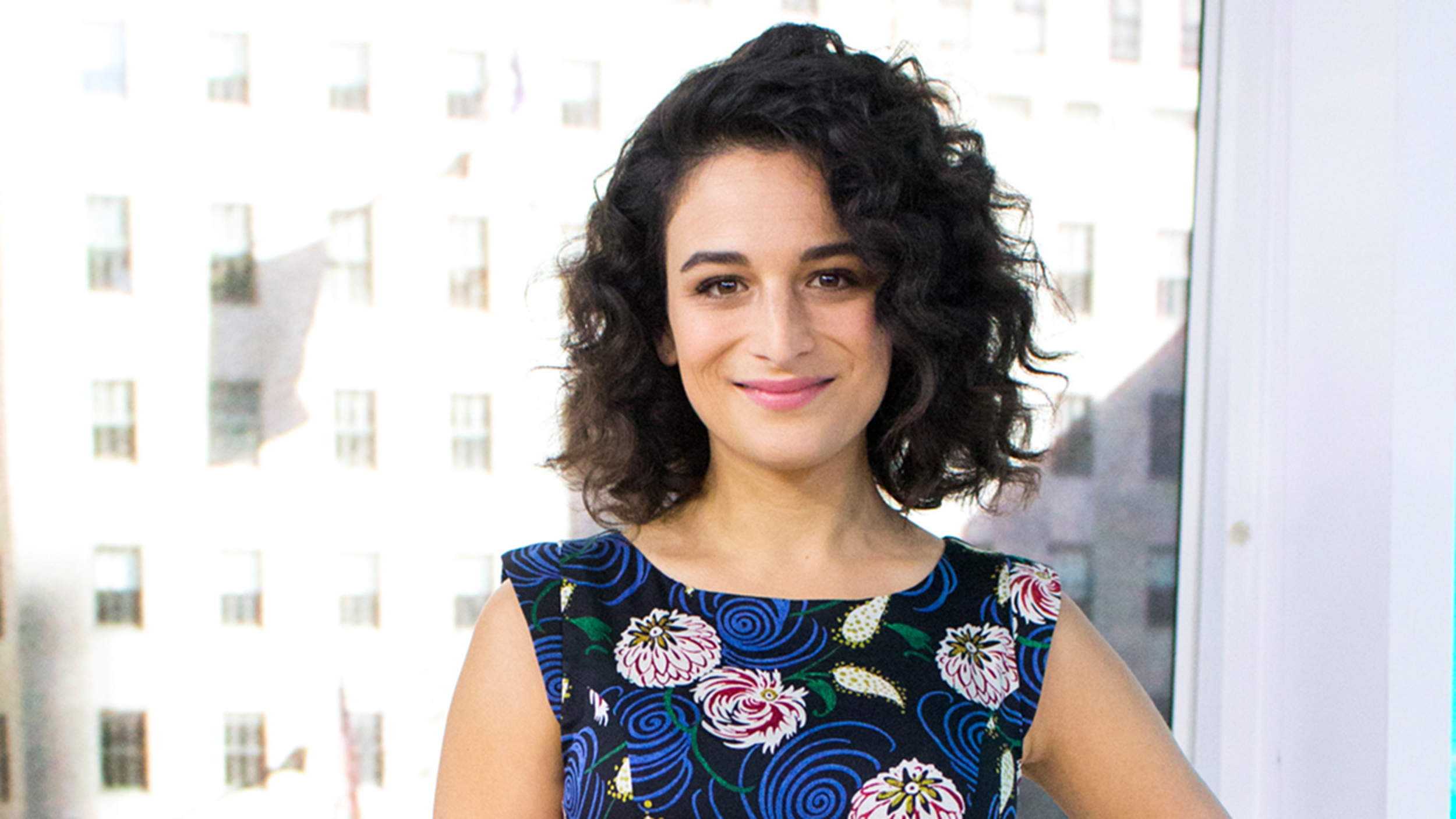 Jenny Slate for What I Wore TODAY