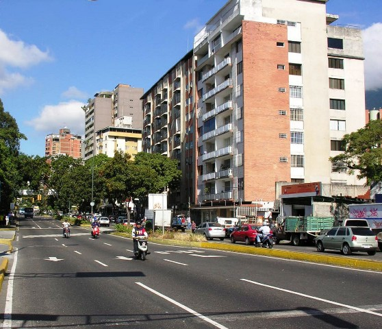 AvenidaRomuloGallegos