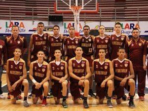 Baloncesto-Vinotinto