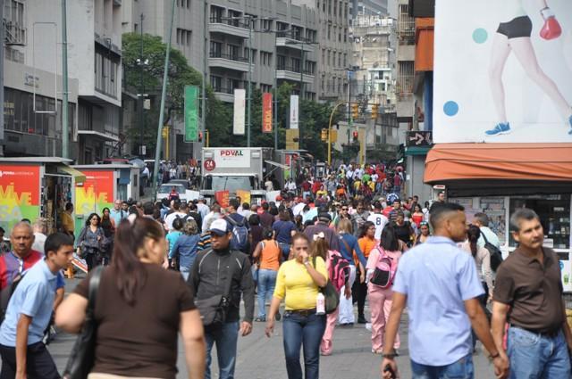 venezolanos rechazan una intervención internacional