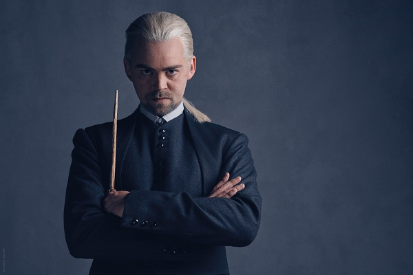 Draco Malfoy será interpretado por Alex Price