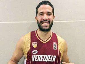 Greivis Vásquez no estará en Río