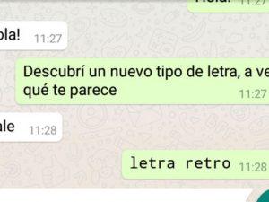 letras-retro-whatsapp