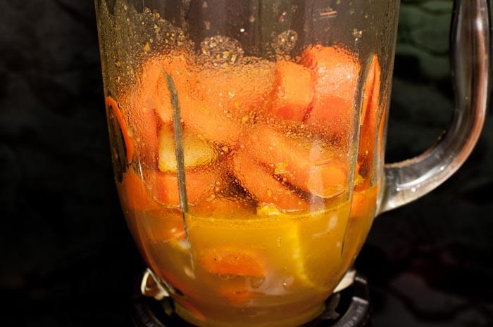 licuar-zanahoria