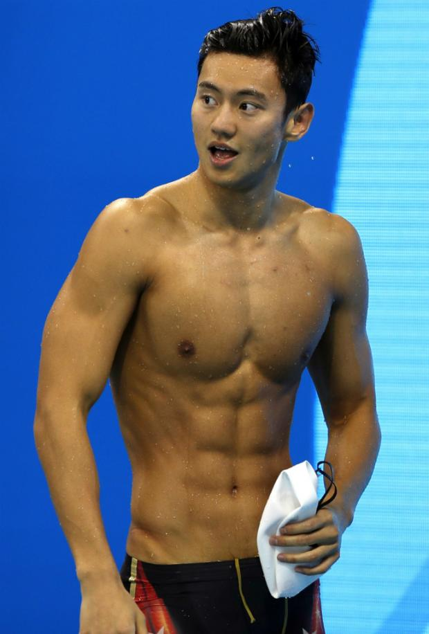 chinese swimming team on steroids