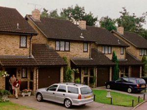 Casa Harry Potter Privet Drive