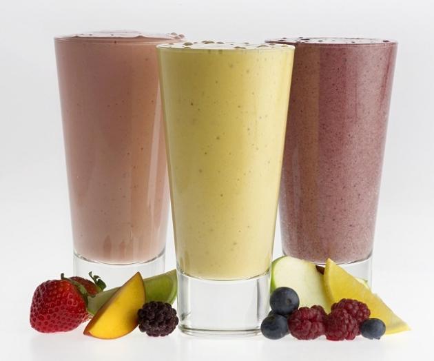 Jugos de frutas-y-licuados-con-leche
