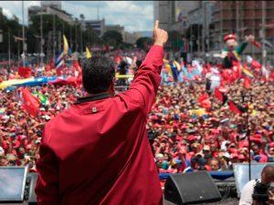 avenida-bolívar-Maduro