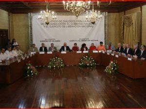 Gobierno colombiano y ELN