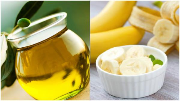 mascarilla-de-platano-y-aceite-de-oliva