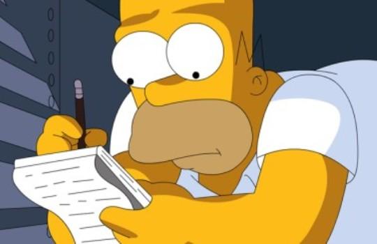 Homero lista