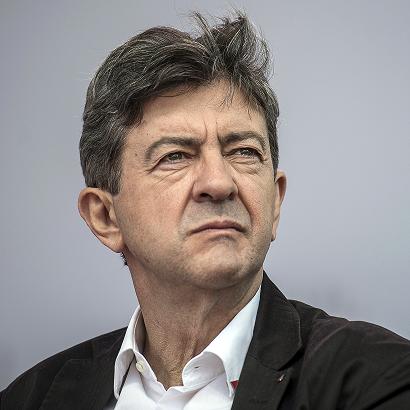 Jean-Luc Mélenchon candidato