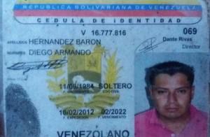 Diego Armando Hernández