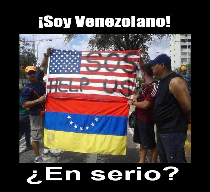 Venezolano, en serio