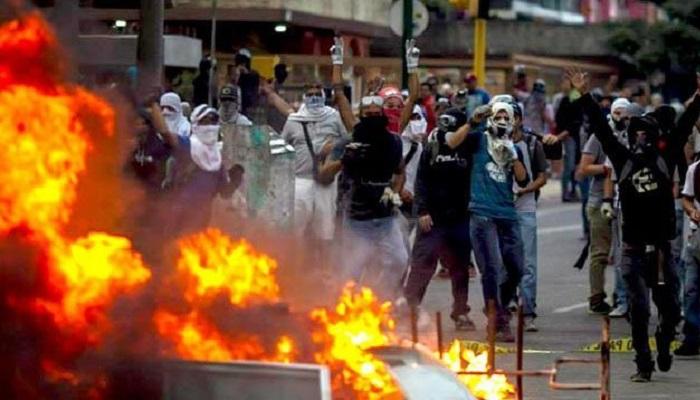 grupos violentos