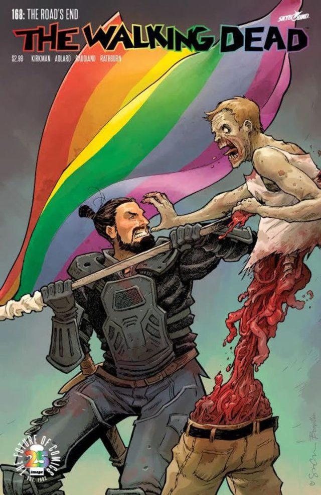 The Walking Dead LGBT