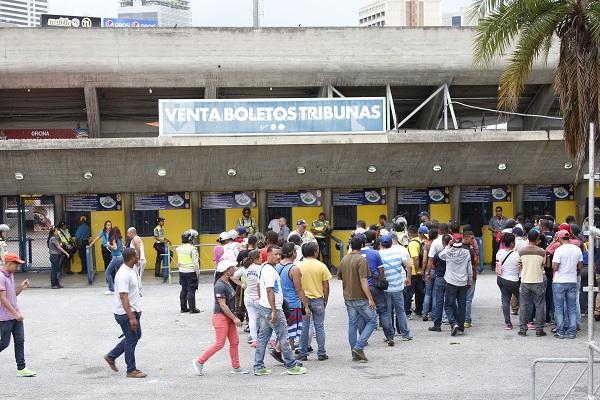 Caracas-Magallanes-