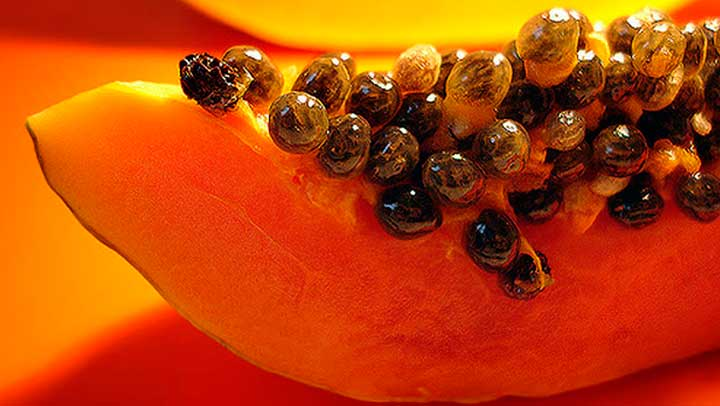 Lechosa-semillas