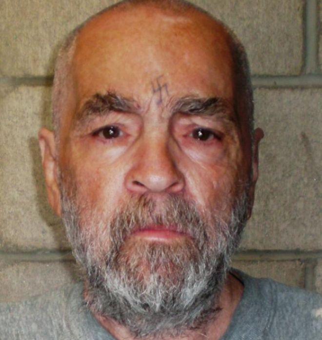Charles Manson anciano