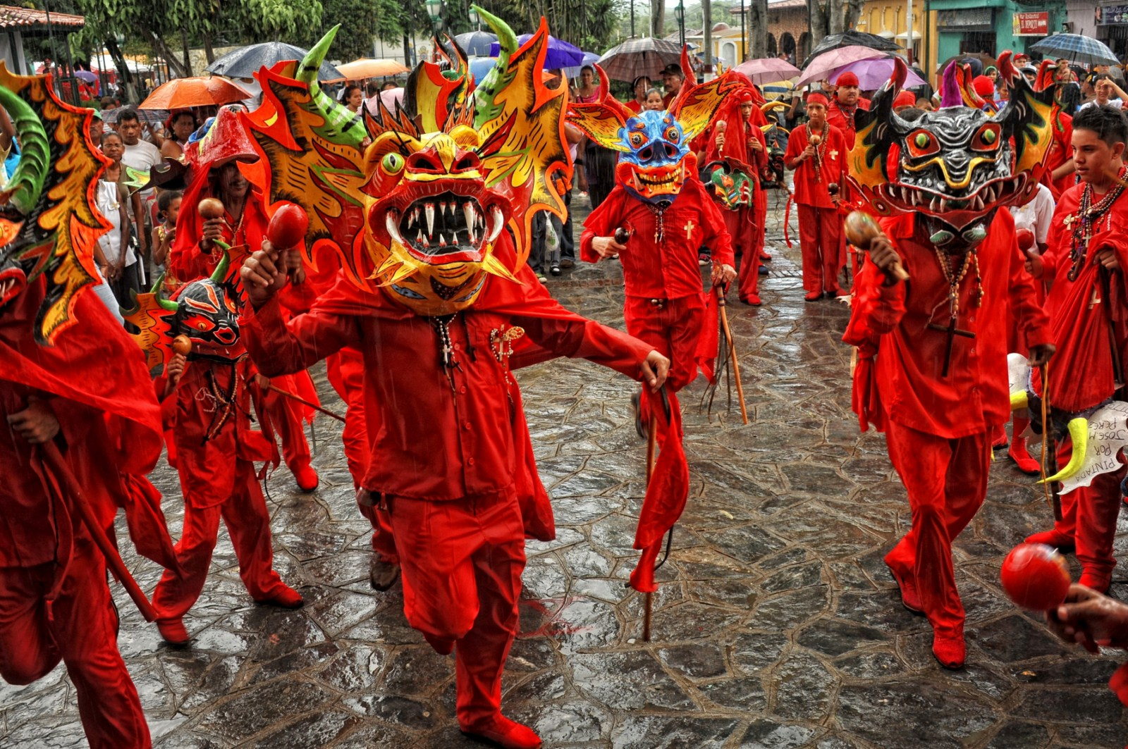 Los Diablos Danzantes de Venezuela