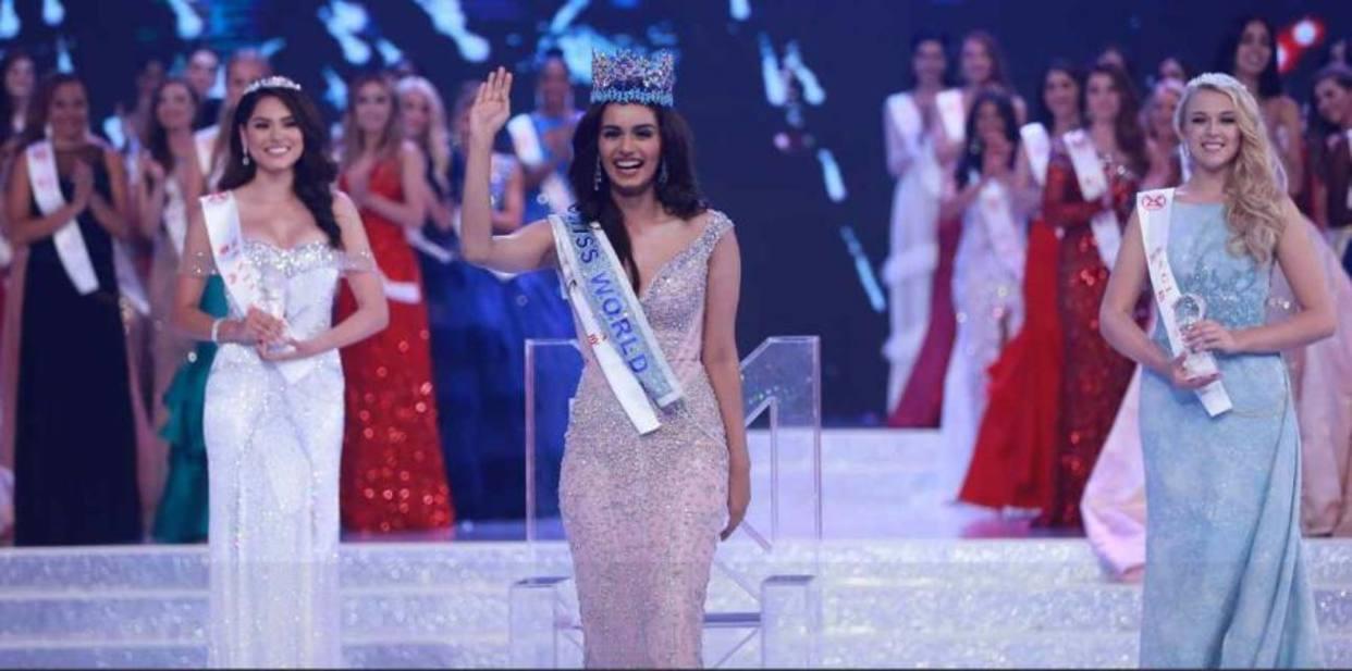 Victorias en Miss Mundo