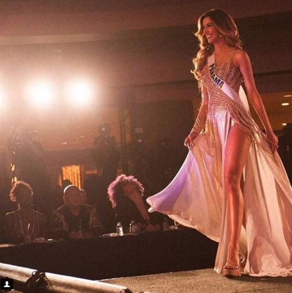 Miss Universo Panamá, Laura Sofía de Sanctis