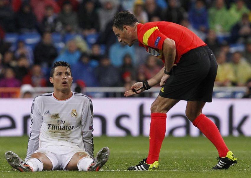 Cristiano Ronaldo podría perderse la final de la Copa del Rey