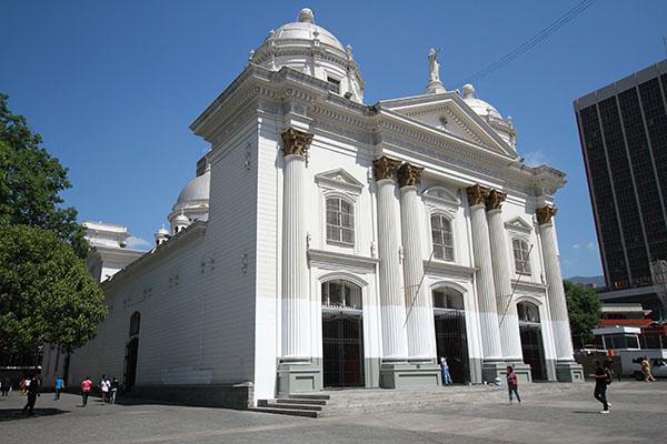 Iglesia basilica de Santa Teresa