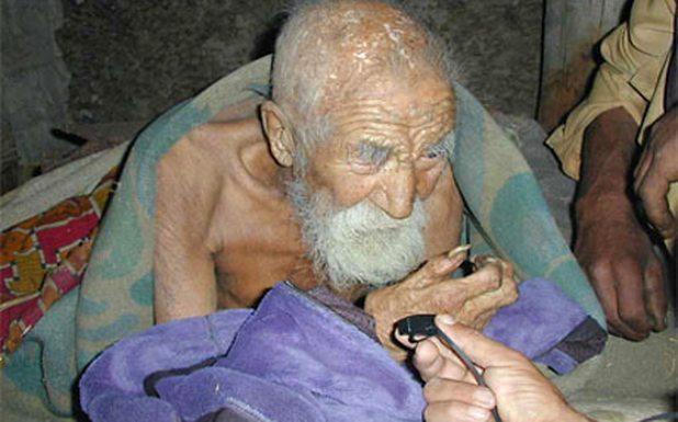 hombre de 179 años