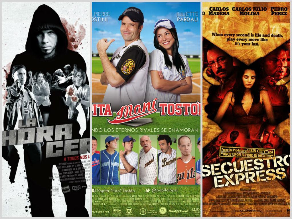 Las películas venezolanas más vistas en la última década