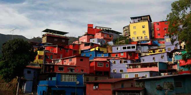 Barrio-tricolor