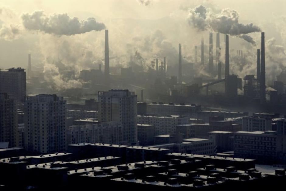 Fábricas chinas contaminantes