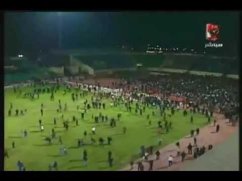 Estadio en El Congo
