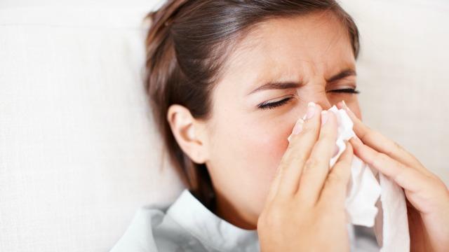 ¿Qué comer cuando tienes gripe?
