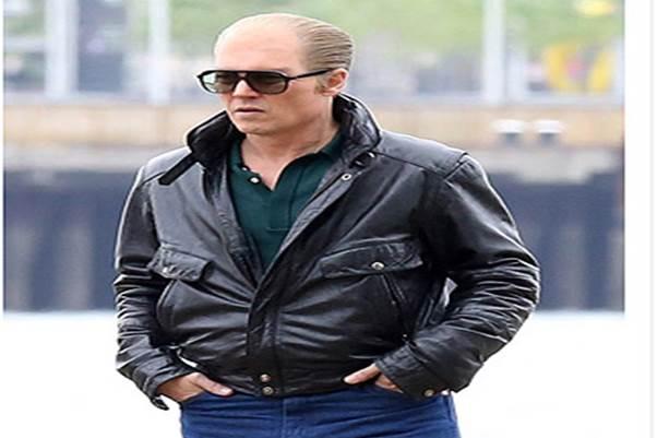 Johnny Depp Nuevo look, nueva película