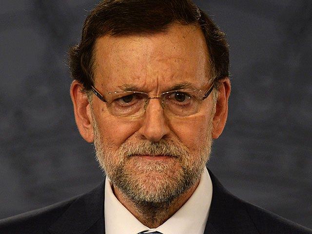 Close up Mariano Rajoy