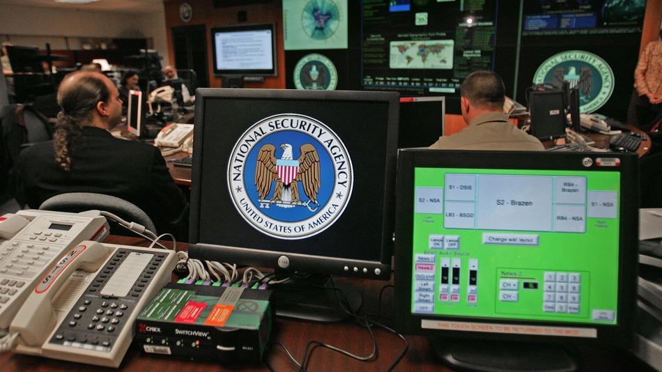 NSA desde survillaince
