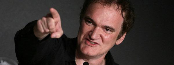 Tarantino en rueda de prensa