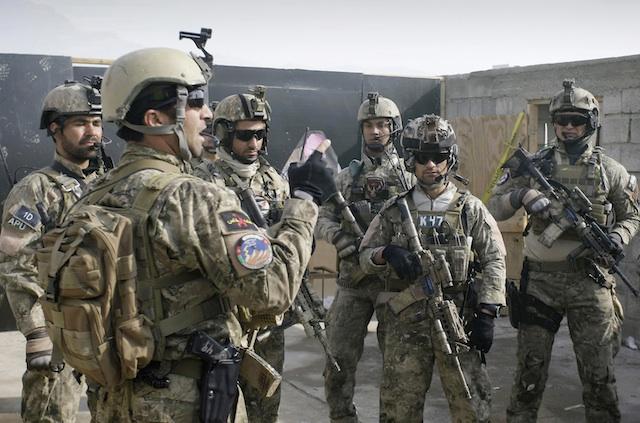 Soldados de EE.UU