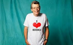 Stephen King promueve la lectura