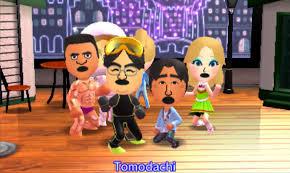 Fotograma del nuevo juego de Nintendo Tomodochi Life
