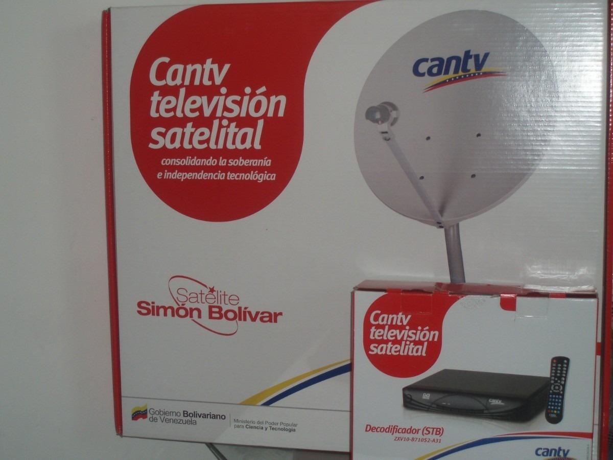 Antena Cantv