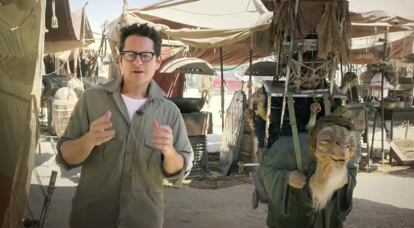 Fans de Star Wars pondrán participar en el Episodio VII